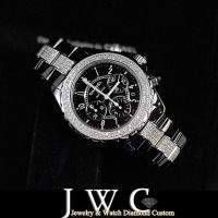 J12クロノ H0940 アフターフルダイヤモンド