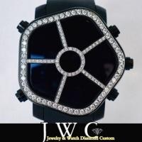 JACOB&Co. ゴースト ブラックPVD ベゼルアフターダイヤ